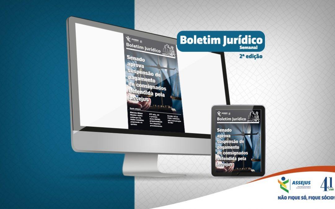 Boletim Jurídico – 2ª edição