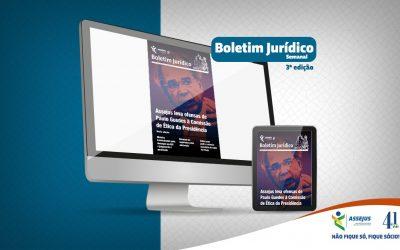 Boletim Jurídico – 3ª edição
