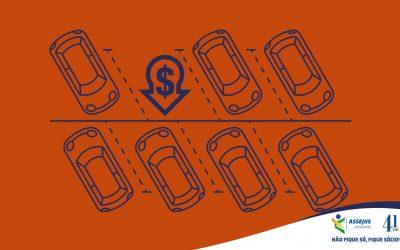 Assejus reduz mensalidade da taxa de estacionamento