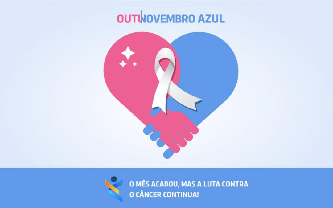 Novembro Azul e a prevenção ao câncer de próstata – Assejus apoia esta causa!
